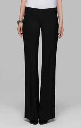 Theory Juliena Pant in Bistretch Cotton Blend