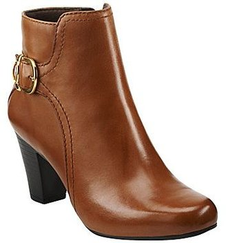 Clarks Sapphire Vesta Leather Boots