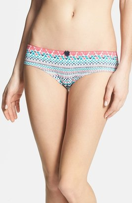 BP. Undercover Lace Back Cheeky Bikini (Juniors)