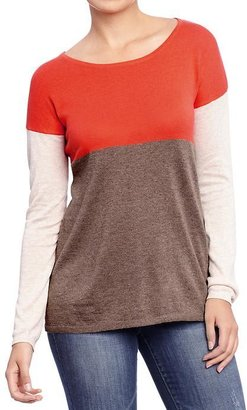 Old Navy Women's Color-Block Sweaters
