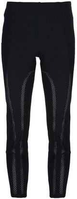 Comme des Garcons Junya Watanabe perforated leggings