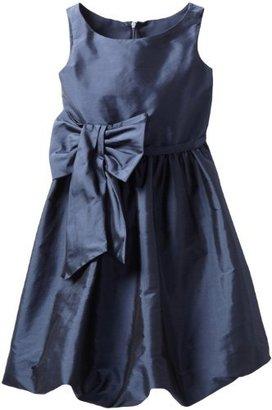 Us Angels Girls 7-16 Bow Bubble Dress