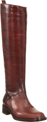 Sartore Grained Riding Boot