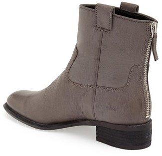 Nine West 'Jareth' Leather Bootie (Women)
