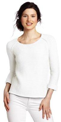 525 America Women's Crop Pullover Sweater