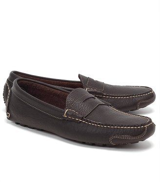 Brooks Brothers American Bison Drivers