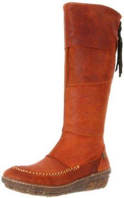 El Naturalista Women's N382 Henna Boot
