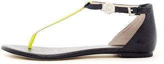 MICHAEL Michael Kors Bridget Neon Thong Sandal