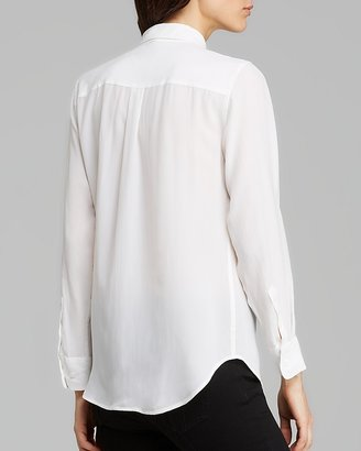 Equipment Slim Signature Silk Shirt