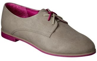 Mossimo Women's Olenka Oxfords - Taupe