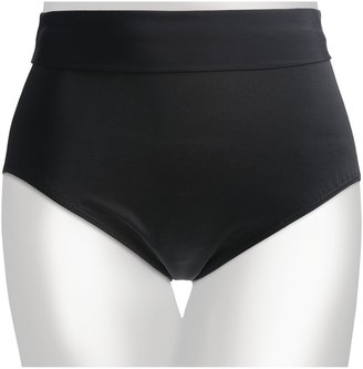 Miraclesuit Fold-Over Swimsuit Bottoms - Briefs (For Plus Size Women)