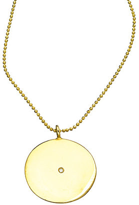 Ariel Gordon Circle Pendant Necklace