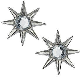 Dorothy Perkins Rhinestone spike earrings