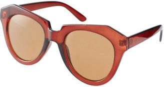 A. J. Morgan AJ Morgan Cookie Cateye Sunglasses