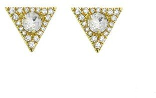 Jemma Wynne Diamond Triangle Studs