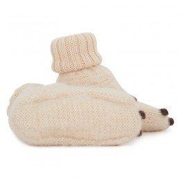 Oeuf Polar Bear Booties