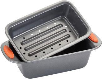 Rachael Ray 2-pc. Meatloaf Pan Set