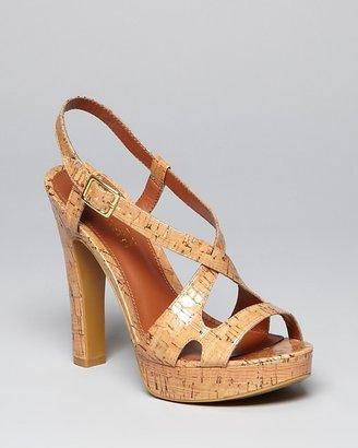 Lauren Ralph Lauren Platform Sandals - Filara High Heel