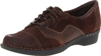 Clarks Women's Whistle Estate Oxford