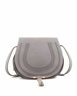 Chloe Marcie Medium Leather Crossbody Bag $1,490 thestylecure.com