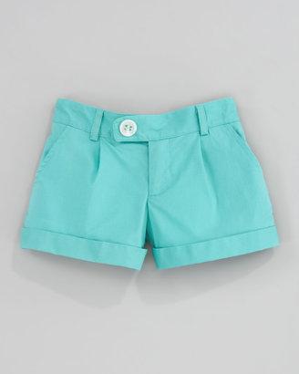 Milly Minis Bow Pocket Shorts, Sizes 8-10