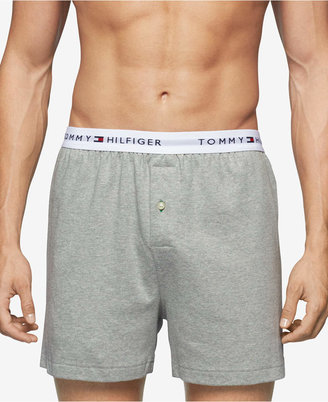 Tommy Hilfiger Men Underwear, Athletic Knit Boxer