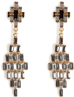 Erickson Beamon Gold-Plated Earrings