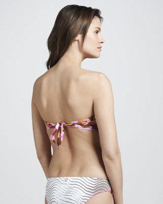 OndadeMar Vintage Boracay Bandeau Bikini Swimsuit