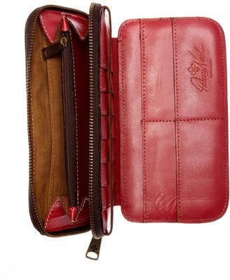Oria Patricia Nash Zipper Bifold Wallet