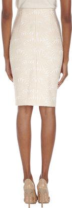 Ports 1961 Floral Jacquard Skirt