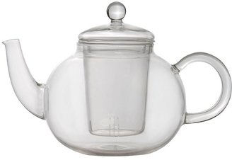 Berghoff 22-oz. Glass Teapot with Infuser