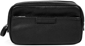 Marc by Marc Jacobs Black Leather Dopp Kit