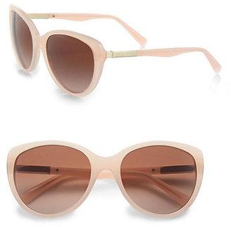 Dolce & Gabbana Retro Acetate Cat's-Eye Sunglasses