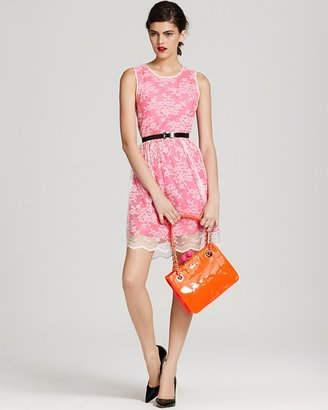 Erin Fetherston ERIN Dress - Lace Overlay