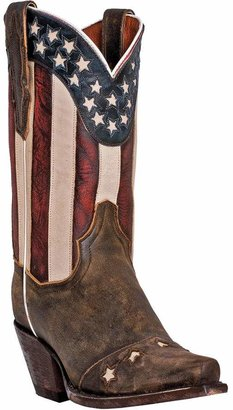 Dan Post Vintage Leather Boots - Liberty
