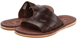 UGG Via Uffizi (Chestnut Leather) - Footwear