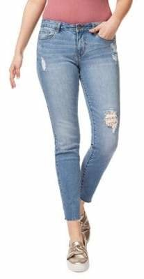 Dex Distressed Skinny Jeans