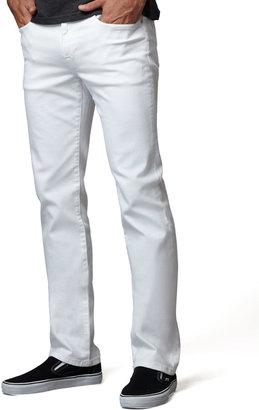 Joe's Jeans Brixton Optic White Jeans