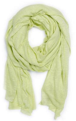 MANGO Sheer fabric scarf