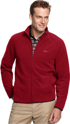 Greg Norman for Tasso Elba Jacket, Fleece Golf Jacket