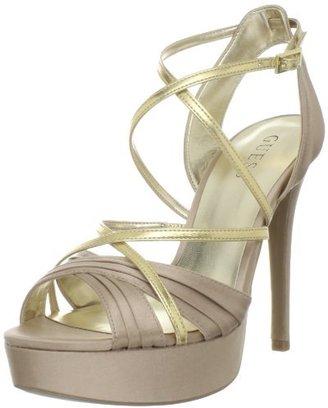 GUESS Women's Kadyn Platform Sandal
