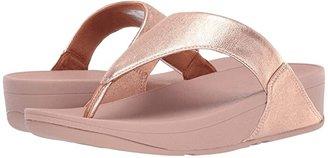 FitFlop Lulu (Black 2) Women's Sandals