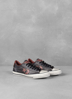 Converse Star Player Oxford With Cream Finish