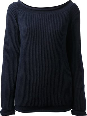 Christopher Kane ribbed sweater