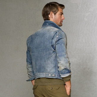 Polo Ralph Lauren Henry Wash Jean Jacket