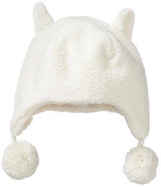 Gap Sherpa cat hat