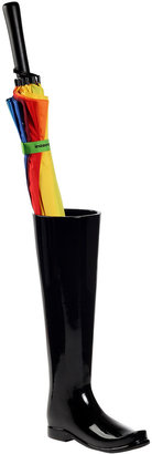 Found by Fab Boot Umbrella Stand Black