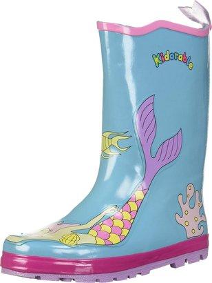 Kidorable Girls Little Kid Mermaid Rainboot