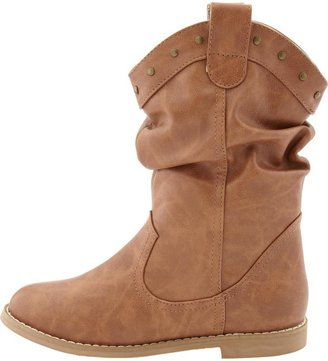 Old Navy Girls Studded Western-Style Boots