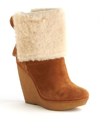 KORS Emmet Suede Boots